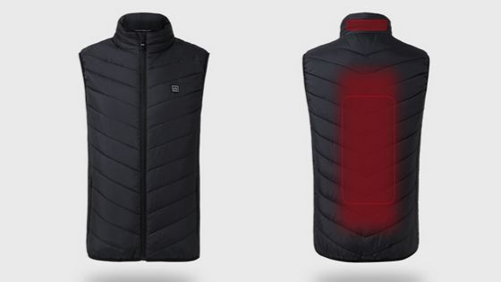 Heated vests - top 10 products to sell