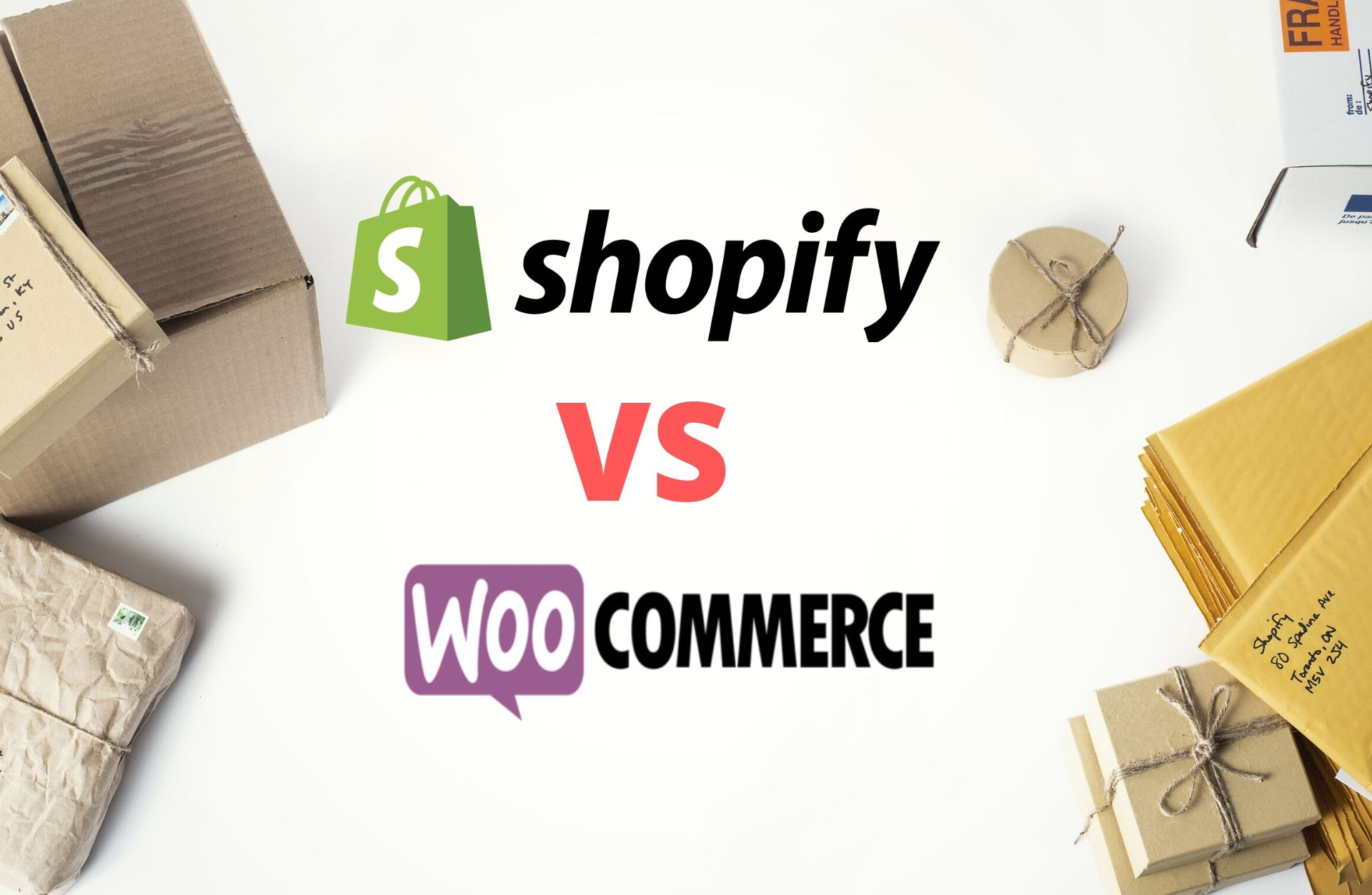 Shopify for Dropshipping VS Woocommerce for Dropshipping - eCom Record